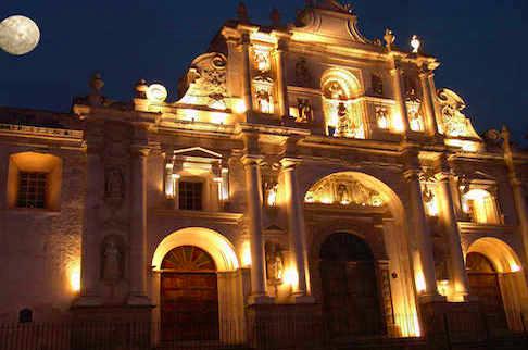 Cathedral Antigua Guatemala