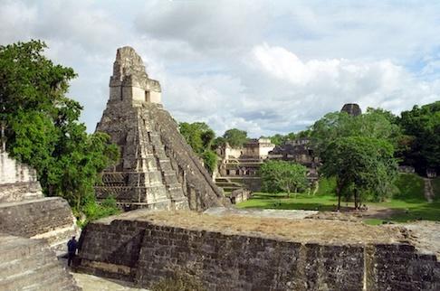 Pyramid Gran Jaguar